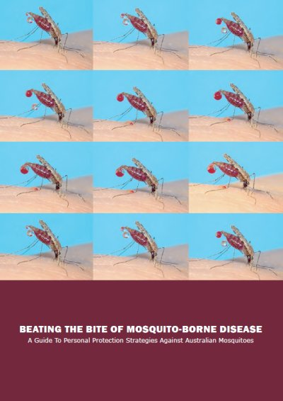 Mosquito repellent research paper