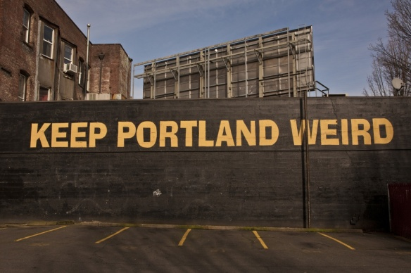 "Portland Oregon Retains Its ""Weird"" Title"