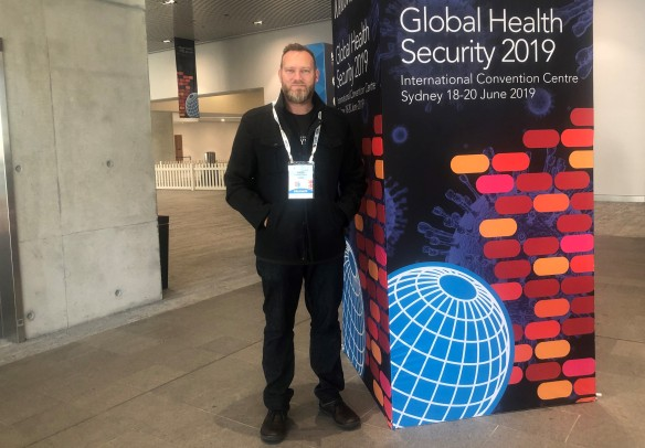 Global Health Security 2019 – Mosquito threats and community
